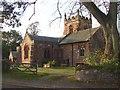 NY6819 : St Michael's Church, Bongate, Appleby by Humphrey Bolton