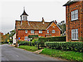 TL1343 : Old Warden Post Office by Richard Thomas