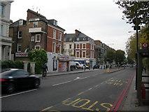 TQ2479 : Holland Road, W14 by Danny P Robinson
