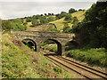 SK0782 : Rail Bridge and Tunnel Portal by Graham Burnett