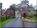 NY3746 : Rose Castle, Raughton Head by Douglas Gemmell