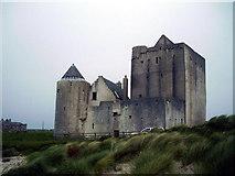 NM1553 : Breachacha Castle, Coll by Dumgoyach
