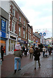 SD8913 : Yorkshire Street, Rochdale Town Centre by michael ely