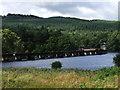 NX6189 : The Ken Dam on Kendoon Loch by Paul Hookway