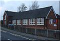 SK2928 : Willington Old School by Phil Myott