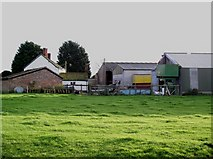 ST9357 : Wick Farm, Keevil by Chris Henley