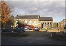 SE2419 : Wesleyan Chapel, Lees Hall Road, Thornhill Lees, Thornhill by Humphrey Bolton