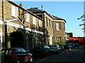 TQ5188 : Oldchurch Hospital, Romford by John Winfield