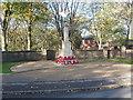 SE5024 : Knottingley Cenotaph, November 2005 by Robert  Neilson
