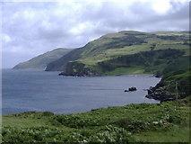 D2438 : Crocken Point, from near Torr Head by Roger Cornfoot