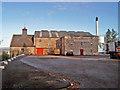 NH7683 : Glenmorangie Distillery by Ian R Maxwell