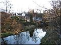 NJ4251 : River Isla and Strathisla Distillery, Keith by Christopher Gillan