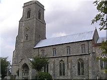 TG2834 : Trunch Church by Helen Hanley