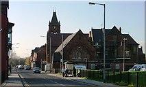 NZ5320 : Middlesbrough Road, South Bank by Mick Garratt