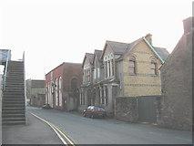 SH4862 : The Old De Winton Foundry, St Helen's Road by Eric Jones