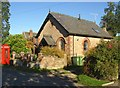 NY6228 : Former Wesleyan Chapel, Newbiggin by Humphrey Bolton