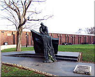 TA2609 : Fishermen's Memorial by David Wright