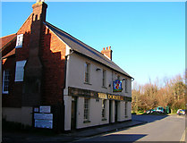 TQ4210 : Dorset Arms, Malling Street by Simon Carey