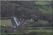 NZ8204 : Esk Valley from Lease Rig by Colin Grice