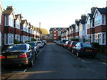 TQ4210 : Morris Road by Simon Carey