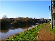 TQ4210 : River Ouse by Simon Carey