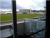 SJ8195 : Old Trafford Cricket Ground by Alan Pennington