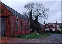 TA3719 : Chapel Lane, Skeffling by Paul Glazzard