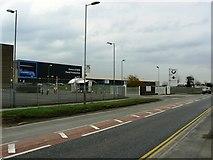 SU1686 : BMW Plant Swindon, Bridge End Road, Swindon by Brian Robert Marshall