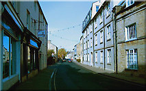 SP0202 : Dollar Street, Cirencester by Tony Woodward
