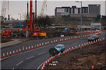 NS5566 : Road Works by Paul McIlroy