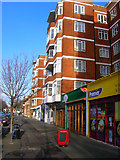 TQ2804 : Hove Manor, Hove Street by Simon Carey