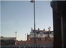 NT9953 : Castle Hotel, Berwick-upon-Tweed by Stanley Howe
