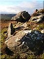 NU0604 : Rocks on Bieldy Pike by Derek Harper