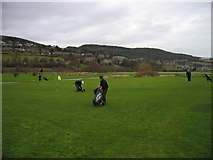 NU0401 : Rothbury Golf Course by Les Hull