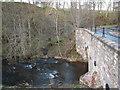 NO3052 : Bridge of Lundies by Sylvia Barrow
