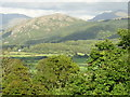 SD1096 : Lakeland View from Muncaster Castle 2 by rob bishop