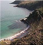 SX9364 : Anstey's Cove by Tony Atkin