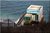 SX9265 : Oddicombe Cliff Railway by Tony Atkin