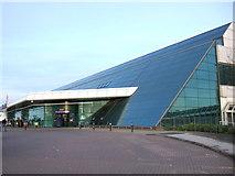 NZ1871 : Newcastle International Airport by Derek Harper