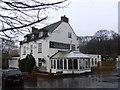 SO8485 : Fox Inn, Stourton by al partington