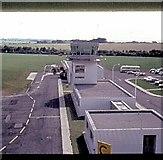 NZ1871 : Control Tower, Woolsington Airport by Stanley Howe