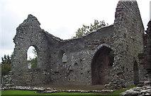 SN1645 : 12th Century Benedictine Abbey Ruins by Maigheach-gheal