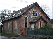 SU0122 : Converted chapel in Bowerchalke by Toby