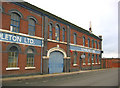 SJ9143 : Sutherland Works, Normacot Road, Longton by Espresso Addict