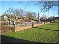 NZ3847 : War Memorial Gardens at Murton by Oliver Dixon