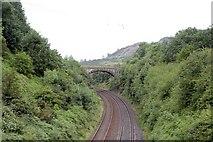 J0613 : Railway Bridge by Wilson Adams