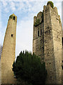 O1846 : St. Columba's Church, Swords, County Dublin by Peter Gerken