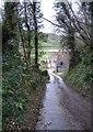ST7571 : Monkswood reservoir by Roger Cornfoot