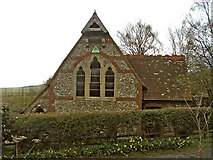 SU8297 : The Old School, Bradenham, Buckinghamshire by Christine Matthews