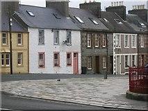 NX4355 : Bank Street, Wigtown by Callum Black